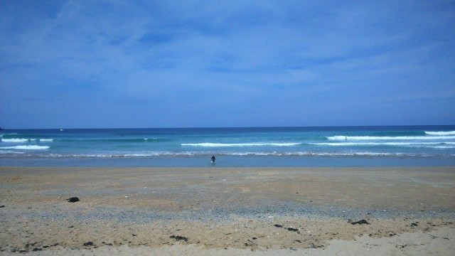 Newquay - Fistral North Surf-Bericht