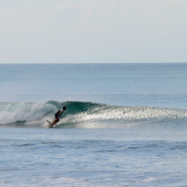 Playa Colorado Informe de Surf