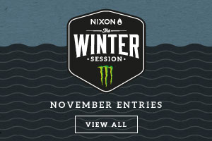 The Winter Session November Entries