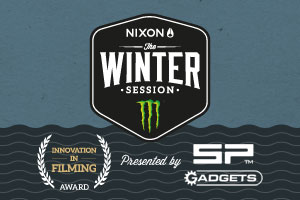The Winter Session Innovation in Filming Award