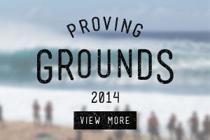 The Proving Grounds 2014/15