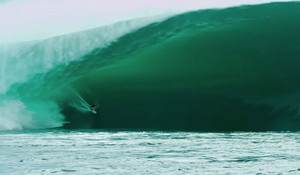 Point Break 2 Trailer Debuts 100ft Teahupoo