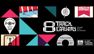 London Surf / Film Festival Presents '8 Track Gallery'
