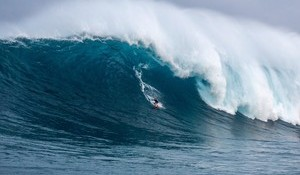 Women's Big Wave Event Could Benefit Entire Surf Industry
