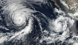 Celia, Darby and the NPAC Storm Season