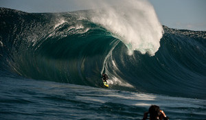 The Right Place at The Right Time: Bombing Slabs in WA