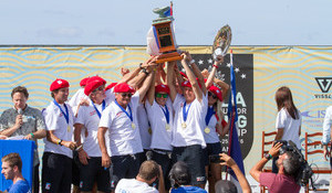 Team France Win 2016 ISA World Junior Championships