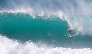 Mick Fanning Wins Sunset, Conner Coffin Qualifies for World Tour