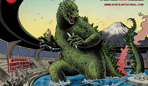 Why Godzilla and Surfilmfestibal are Taking on the Olympics