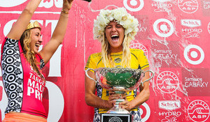 Congratulations Steph Gilmore, 6 Times World Champion