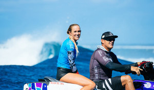 Bethany Hamilton is the Star of the Women's Fiji Pro