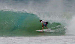 Jordy Smith: Getaway to an Impossibly Long Sand Bottomed Barrel