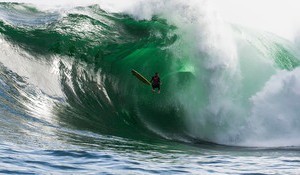 Shooting Shipstern, One of The Most Intimidating Waves on the Planet