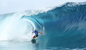 One of the Best Wins I've Ever Had — Kelly Slater Wins at Teahupoo