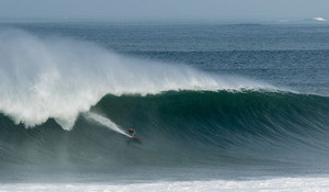 Puerto Delivers for Day One of the Big Wave Challenge