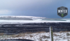 Snow, Tubes and Killer Whales. This is Winter in Scotland