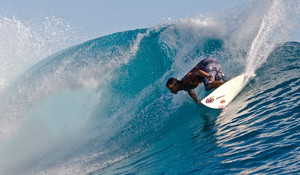 Breaking Waves in the Maldives: Trouble in Paradise?