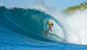 Carissa Moore Wins Maui to Take her Third World Title