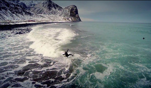 Surfing the Ends of the Earth