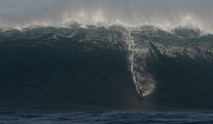 The Biggest Wave Ever Ridden in Australia?