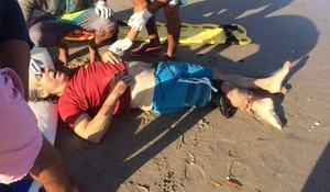 Surfer Has Leg Amputated After Crocodile Attack