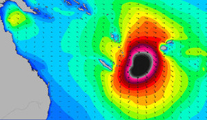Could Cyclone Swell Make Quik Pro Extend Waiting Period?