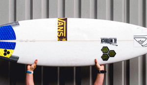 Win Dane Reynolds' Surfboard