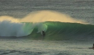 Gabriel Villaran Knows His Way Around A Rapa Nui Drainer