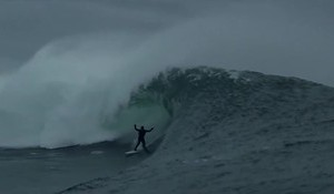 Threading Edge - A Gnarly Winter At Mullaghmore | Shore Shots #1