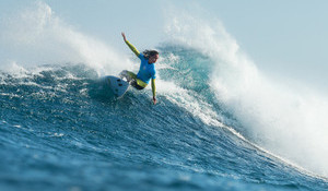 Courtney Claims Margaret River Pro