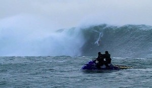 North Atlantic Winter Kicks Off, Quik Pro in Firing Line