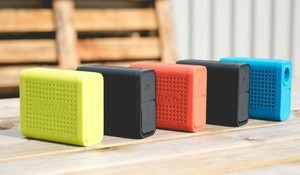 Nixon Mini Blasters: Tough Little Speakers