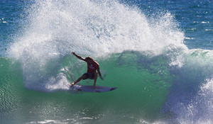 Jordy and Steph Victorious at Trestles, whilst Kelly Plays the Numbers Game