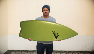 Kelly Slater's Bells Board has to be Seen to be Believed