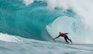 Blood, Guts, and Glory on Day One of the Margaret River Pro