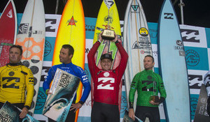 Makua Rothman Quietly Named Big Wave World Champ