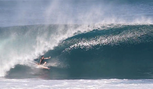 Two Days at the Banzai Pipeline