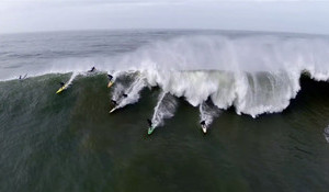 The Power (and the Crowd) of Mavericks