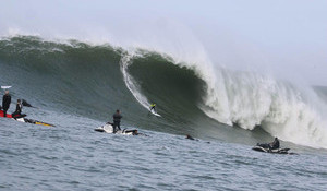 WSL Pulls Back at Mavericks