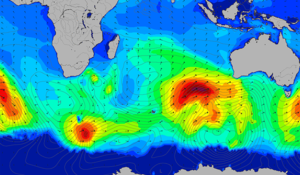 Solid South Swell for Indo
