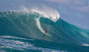 Paige Alms on the Pe'ahi Challenge: I Can't Wait to do it Again