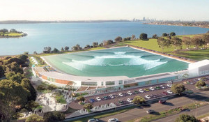 Perth! You're Getting a Wavegarden - But Is It Really Going to Look Like This?