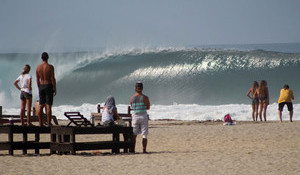 Pam Kicks Off the Season in Puerto Escondido