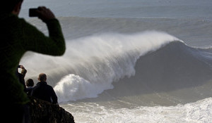 A Historic Day in Portuguese Surfing