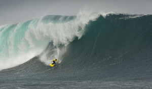 Quiksilver Ceremonial at Punta de Lobos on Green Alert