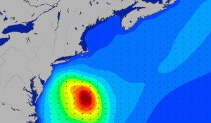 Hurricane Arthur Surf Outlook