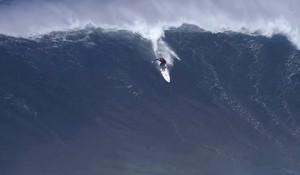 How to get Barrelled at XXL Jaws by Shane Dorian