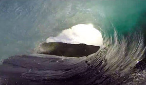 Eye to Eye with Shipstern Bluff
