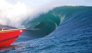 West is Not Best at Teahupoo
