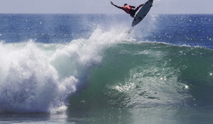 Mid Point Meander Through Hurley Pro at Trestles